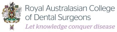 Royal Australasian College of Dental Surgeons (RACDS) Logo